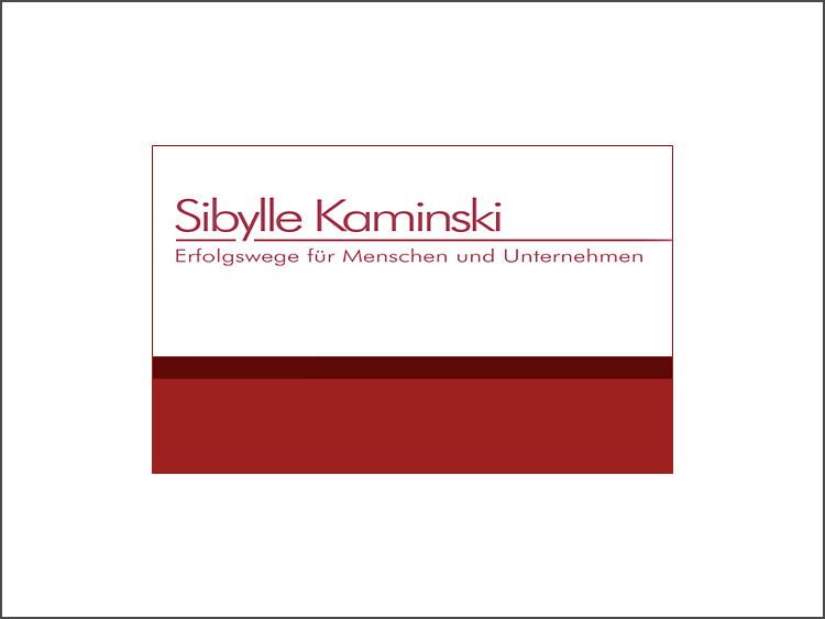 Website: Sibylle Kaminski
